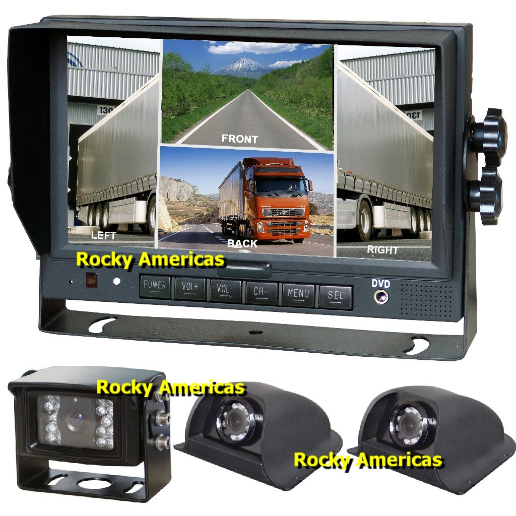 rocky americas products vehicle rear view backup camera system. Black Bedroom Furniture Sets. Home Design Ideas